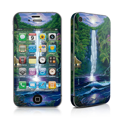 iPhone 4 Skin - In The Falls Of Light