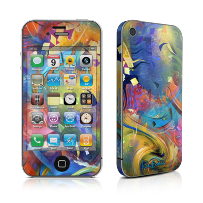 iPhone 4 Skin - Fascination
