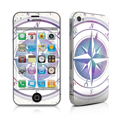 iPhone 4 Skin - Find A Way