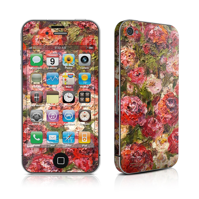 iPhone 4 Skin - Fleurs Sauvages