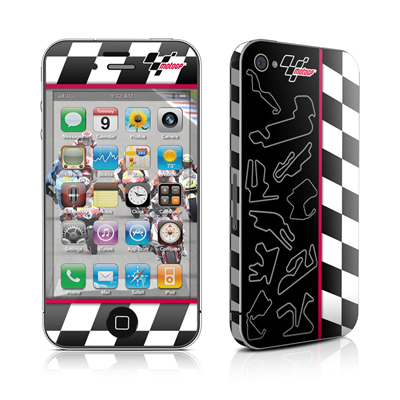 iPhone 4 Skin - Finish Line Group