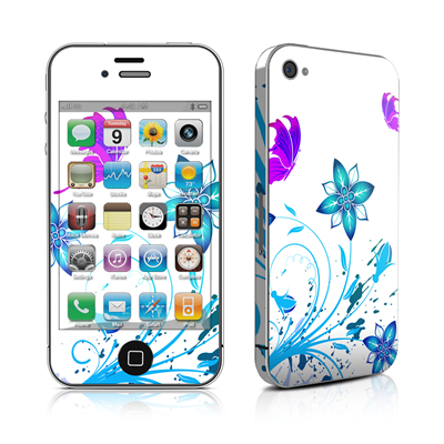 iPhone 4 Skin - Flutter