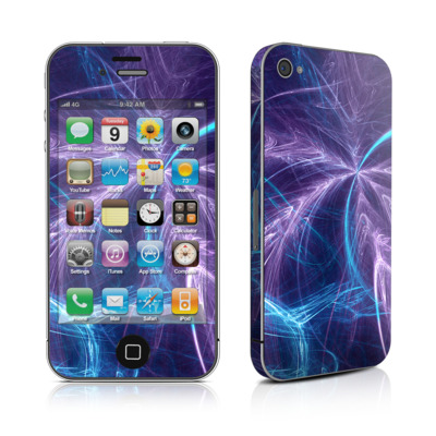 iPhone 4 Skin - Flux