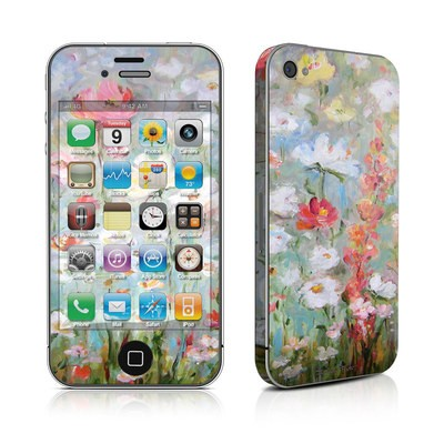 iPhone 4 Skin - Flower Blooms