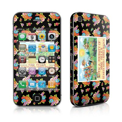 iPhone 4 Skin - Forty Year Journey