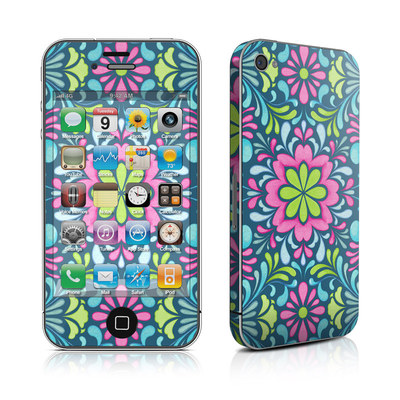 iPhone 4 Skin - Freesia