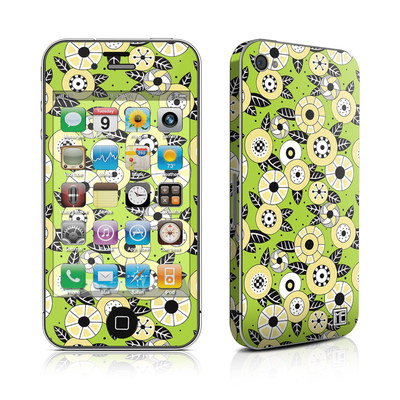 iPhone 4 Skin - Funky