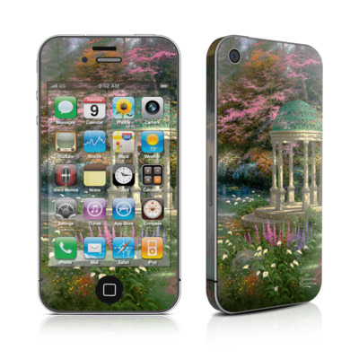 iPhone 4 Skin - Garden Of Prayer