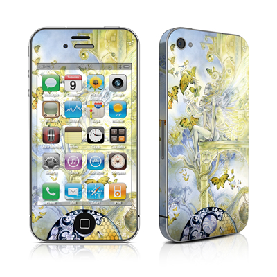 iPhone 4 Skin - Gemini