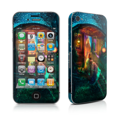 iPhone 4 Skin - Gypsy Firefly