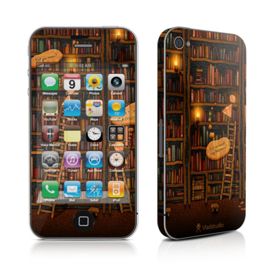 iPhone 4 Skin - Google Data Center