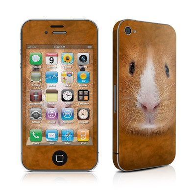 iPhone 4 Skin - Guinea Pig