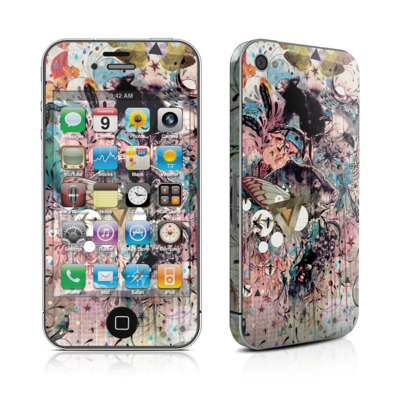 iPhone 4 Skin - The Great Forage