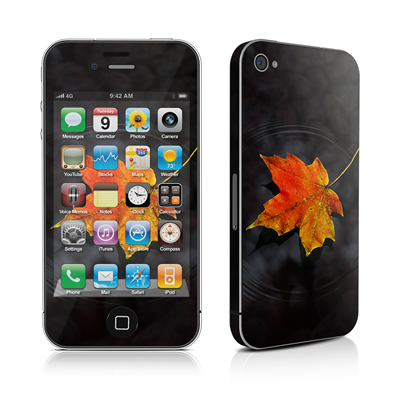 iPhone 4 Skin - Haiku