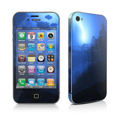 iPhone 4 Skin - Harbinger