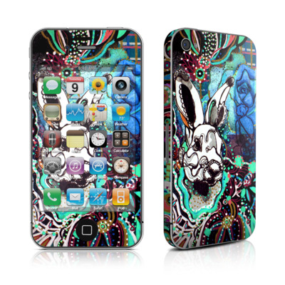 iPhone 4 Skin - The Hare