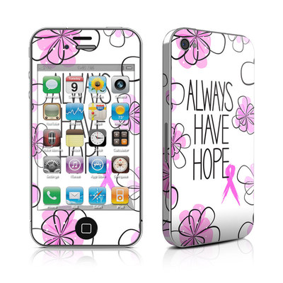 iPhone 4 Skin - Always Have Hope