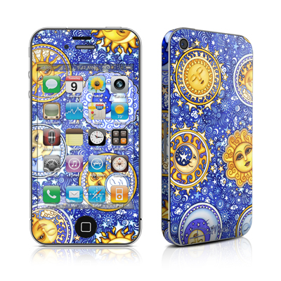 iPhone 4 Skin - Heavenly