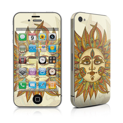 iPhone 4 Skin - Helios