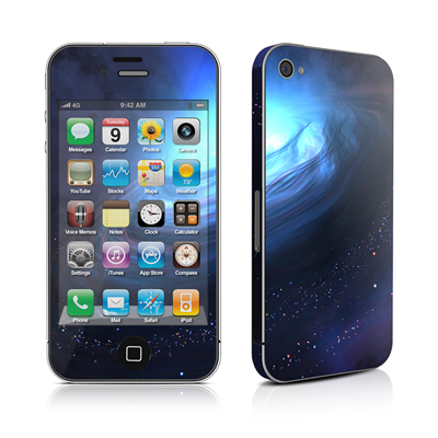 iPhone 4 Skin - Hidden Forces