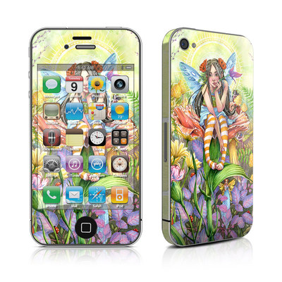 iPhone 4 Skin - Hide and Seek