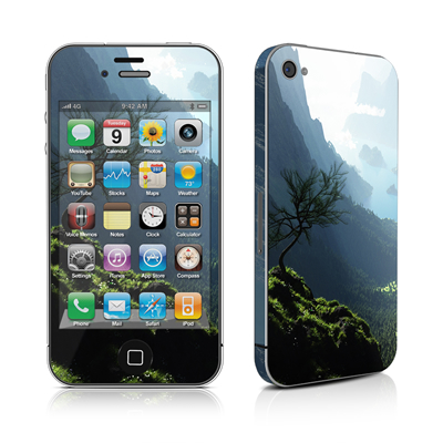 iPhone 4 Skin - Highland Spring