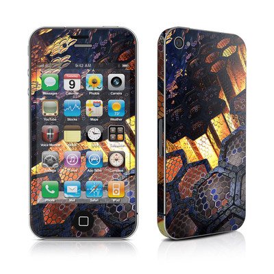 iPhone 4 Skin - Hivemind