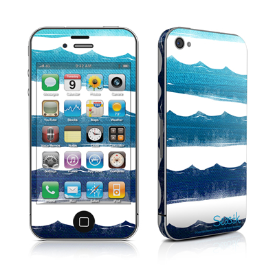iPhone 4 Skin - Horizon Lines