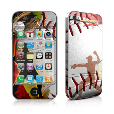 iPhone 4 Skin - Home Run