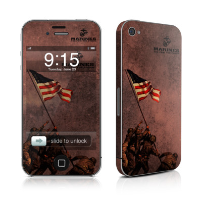 iPhone 4 Skin - Honor