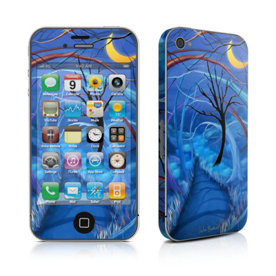 iPhone 4 Skin - Ichabods Forest