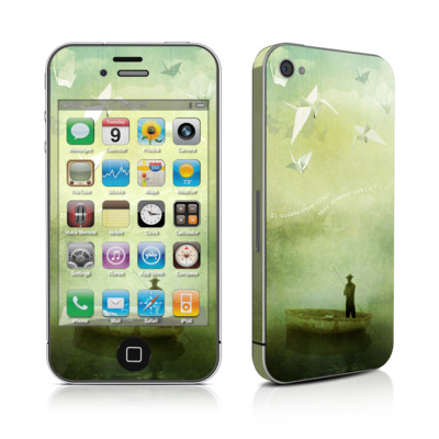 iPhone 4 Skin - If Wishes