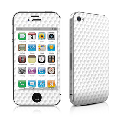 iPhone 4 Skin - iGolf