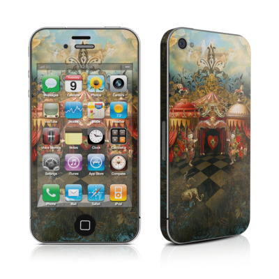 iPhone 4 Skin - Imaginarium