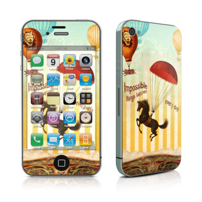 iPhone 4 Skin - Impossible