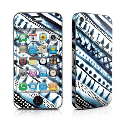 iPhone 4 Skin - Indigo