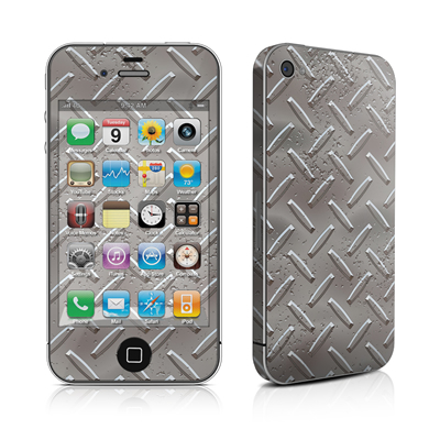 iPhone 4 Skin - Industrial