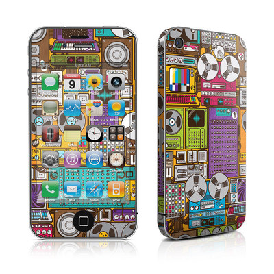 iPhone 4 Skin - In My Pocket