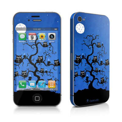 iPhone 4 Skin - Internet Cafe