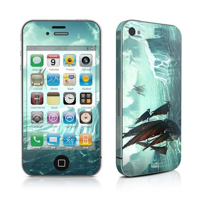 iPhone 4 Skin - Into the Unknown