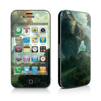 iPhone 4 Skin - Invasion