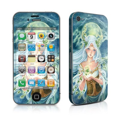 iPhone 4 Skin - Ivy Goddess