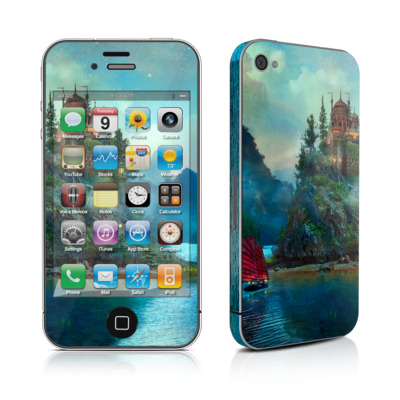 iPhone 4 Skin - Journey's End