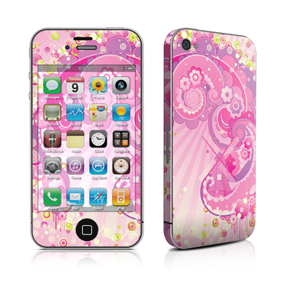 iPhone 4 Skin - Jolie