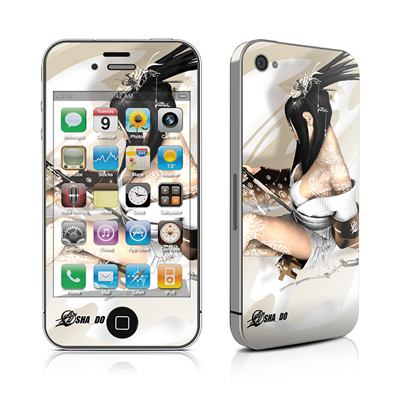 iPhone 4 Skin - Josei 4 Light