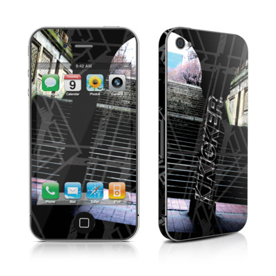 iPhone 4 Skin - Kicker NYC