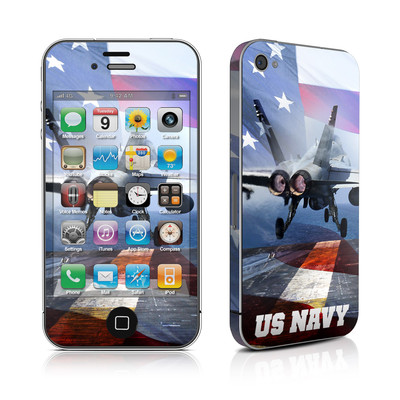 iPhone 4 Skin - Launch