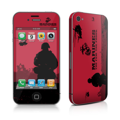 iPhone 4 Skin - Leadership