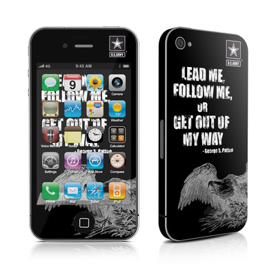 iPhone 4 Skin - Lead Me