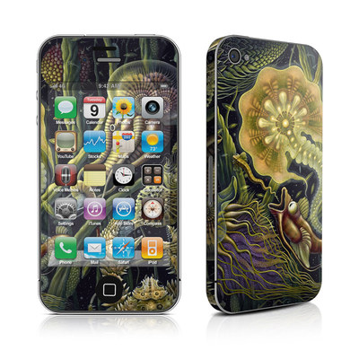 iPhone 4 Skin - Light Creatures